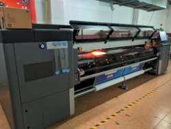 HP Dijital Baskı Makinesi 1