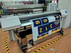 Roland Dijital Baskı Makinesi