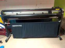 Graphtec Plotter Makinesi